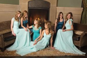 Bridesmaids Fall 2015
