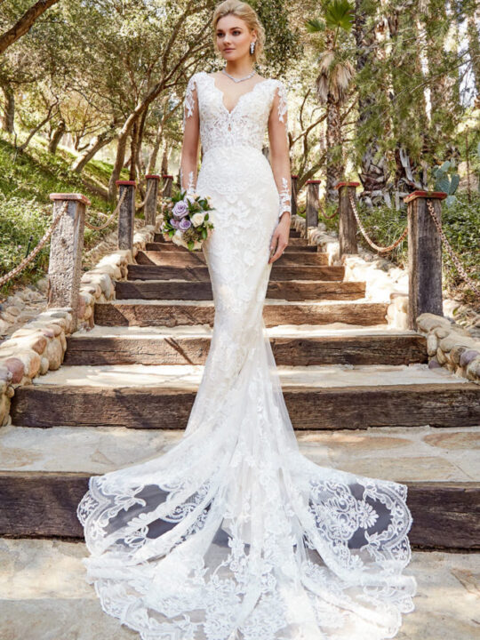 Kitty Chen Couture - Marcella  Ivory/LT Gold/Tan-10