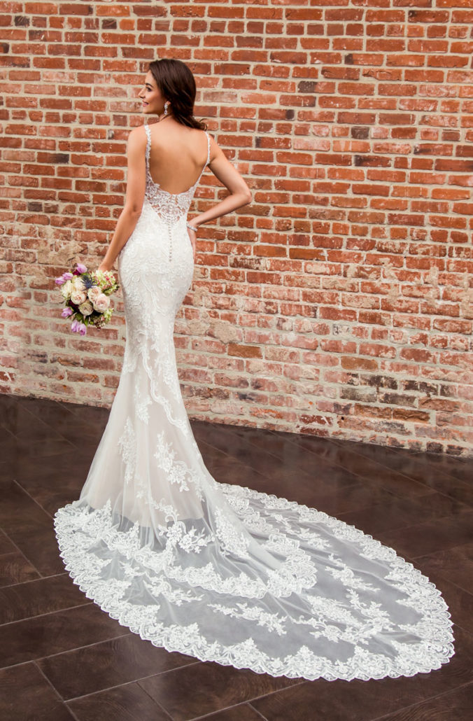 Kitty Chen Couture - Purity  Ivory-10