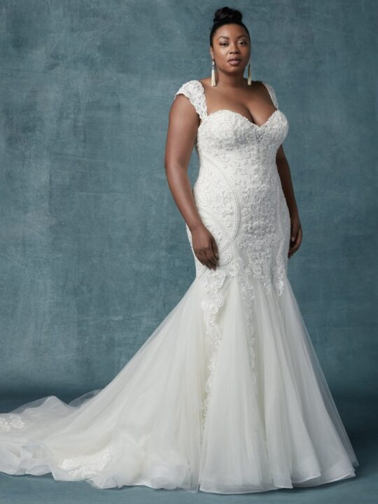 Maggie Sottero - Quincy  Ivory/Soft Blush-16