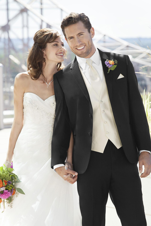 Tuxedos - Jim\'s Formal Wear - Bridals By Natalie